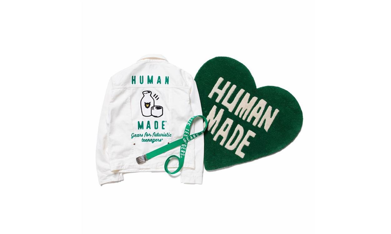 HUMAN MADE 发布涩谷 PARCO 全新门店开业限定系列