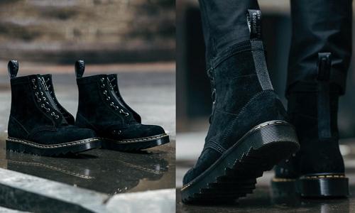 Dr.Martens 携手 HAVEN 重塑经典 1460 系列靴履