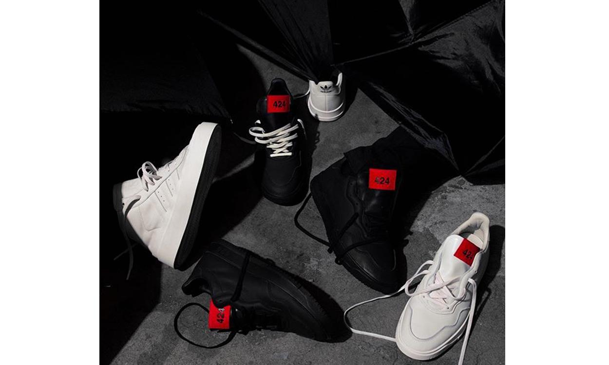 424 x adidas Originals 联乘鞋履发售信息公开