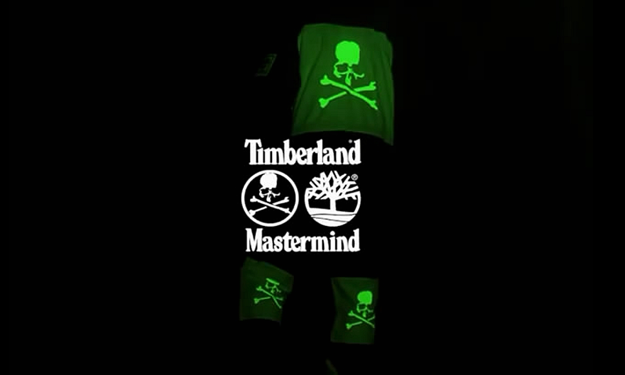 Timberland x mastermind JAPAN 2019 秋冬全新联乘系列预告发布