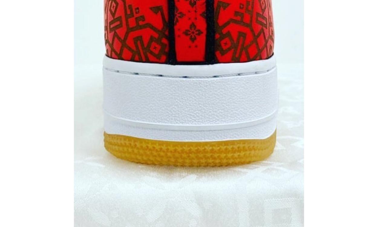 CLOT x fragment design x Nike 三方联名鞋款更多细节曝光