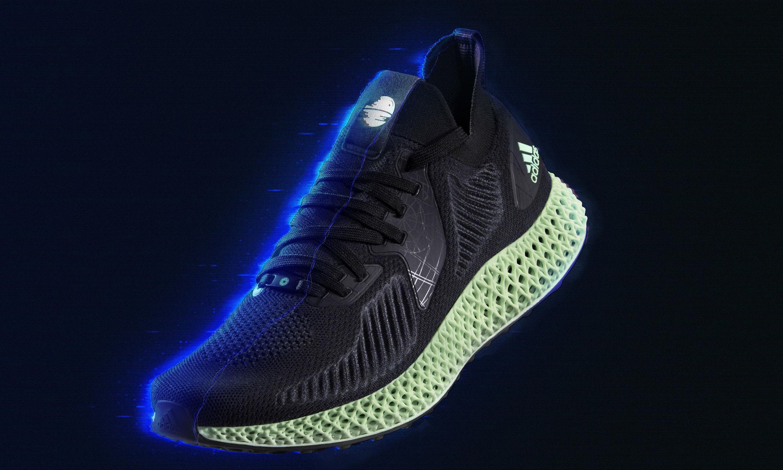 adidas 推出 ALPHAEDGE 4D 星球大战主题系列跑鞋