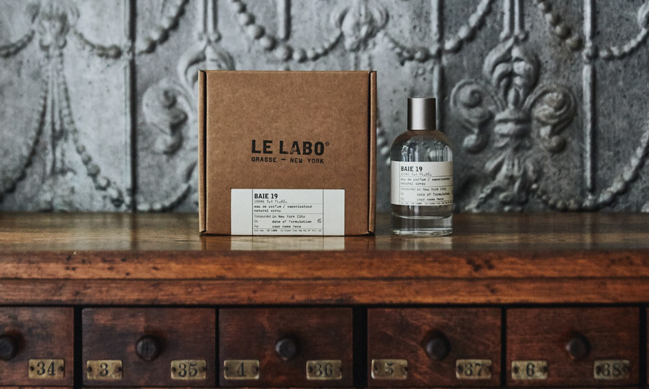 Le Labo 推出精致香水经典系列的第 18 款香水:Baie 19