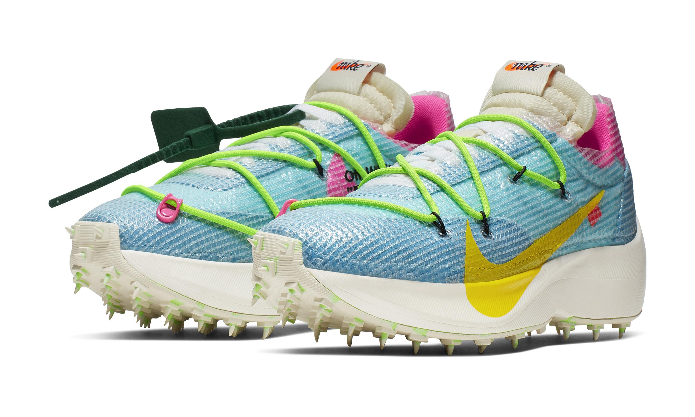 鞋服全面登场,Nike c/o Virgil Abloh「Athlete in Progress」系列释出