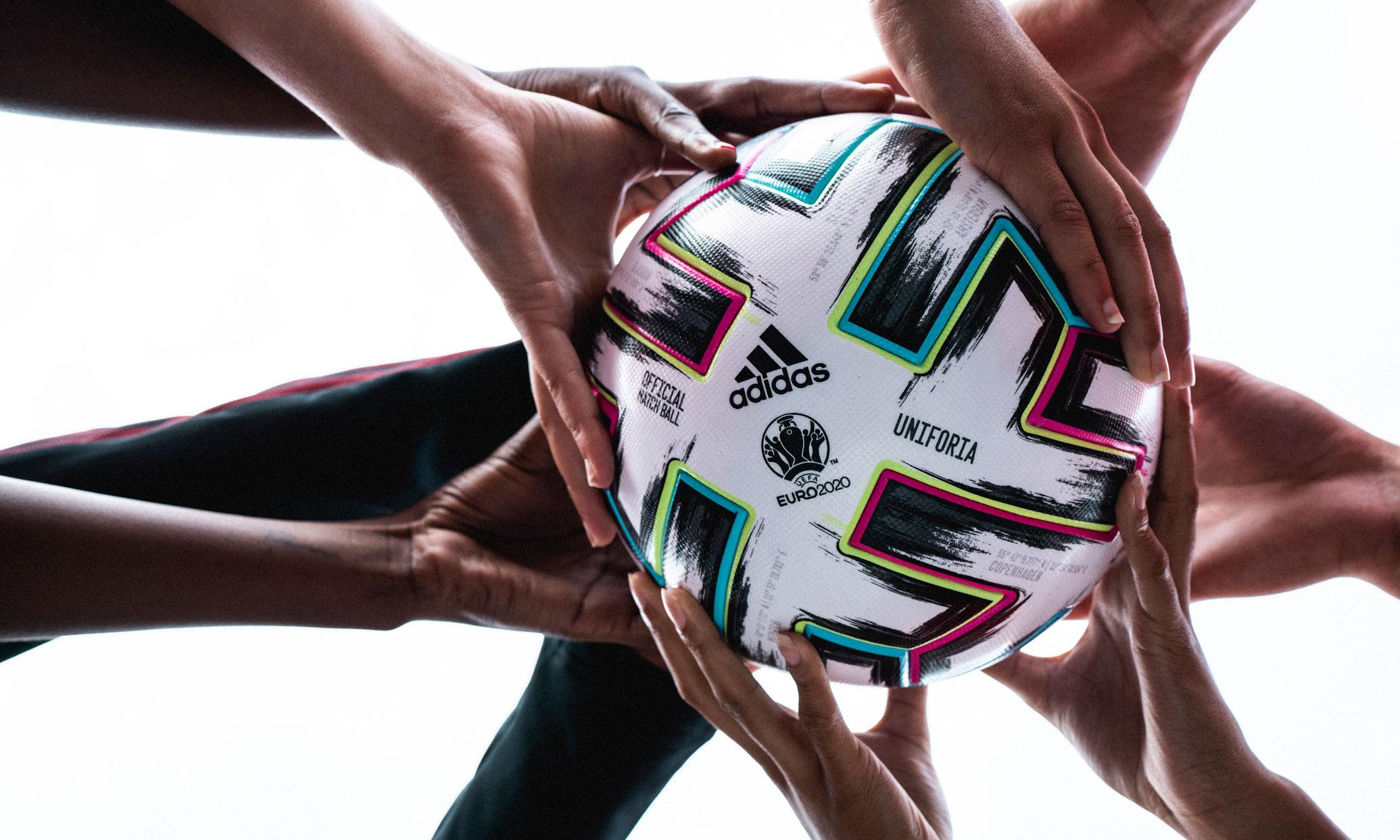 adidas 发布 2020 欧洲杯官方比赛用球 Uniforia