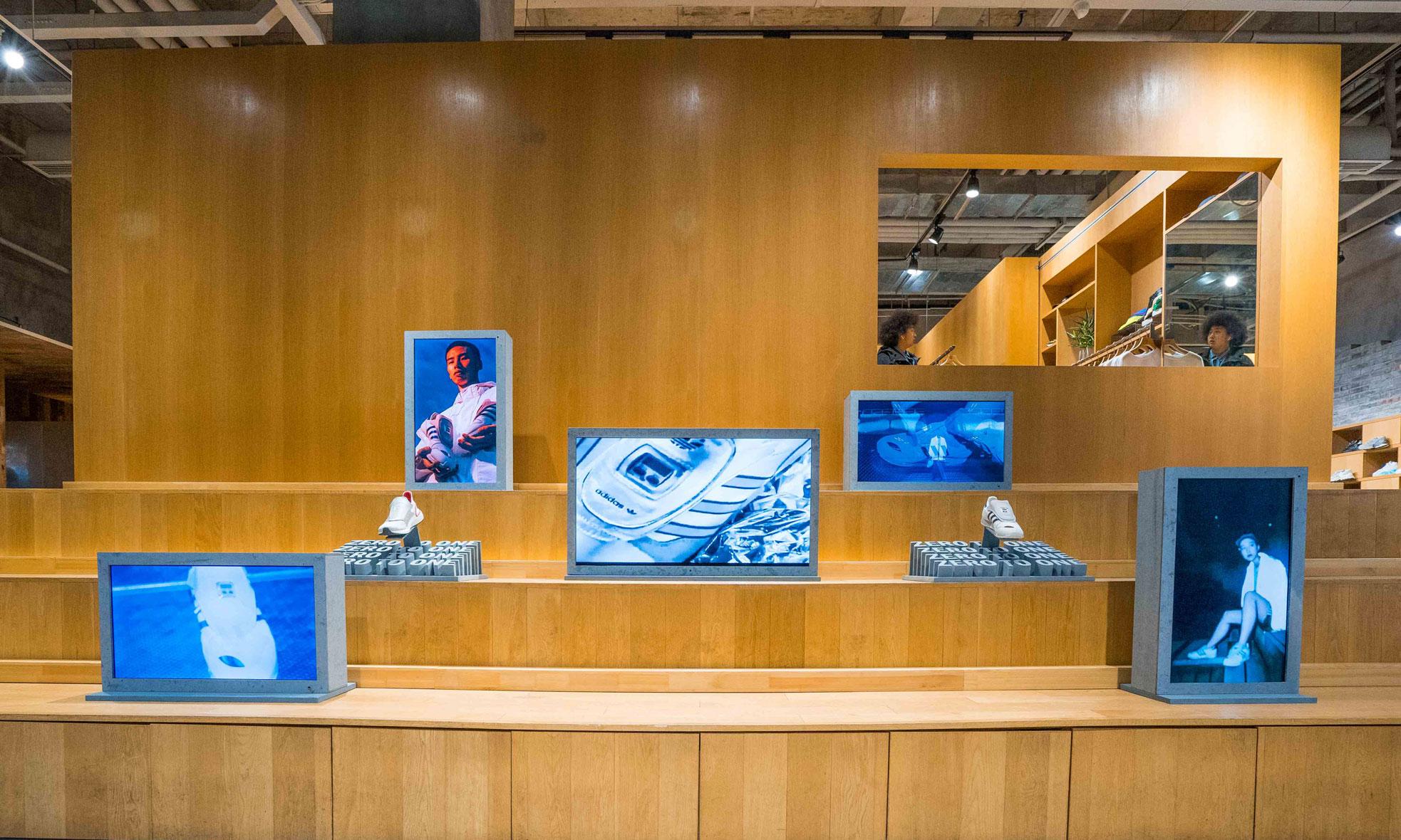 DOE 携手 adidas Consortium 首度推出联名合作