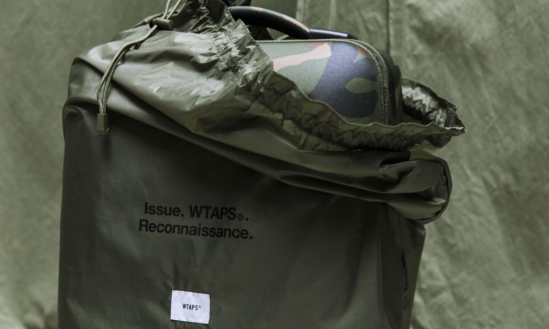 Herschel Supply 再度联手 WTAPS Reconnaissance 发布胶囊系列
