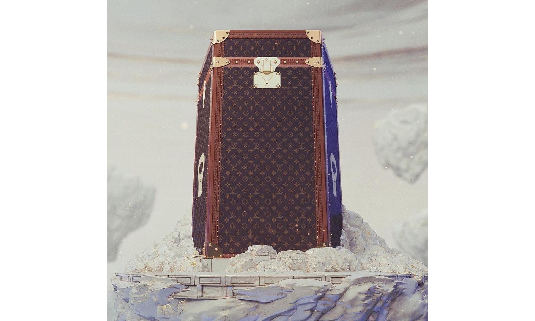 Louis Vuitton 为《英雄联盟》打造奢华奖杯旅行箱