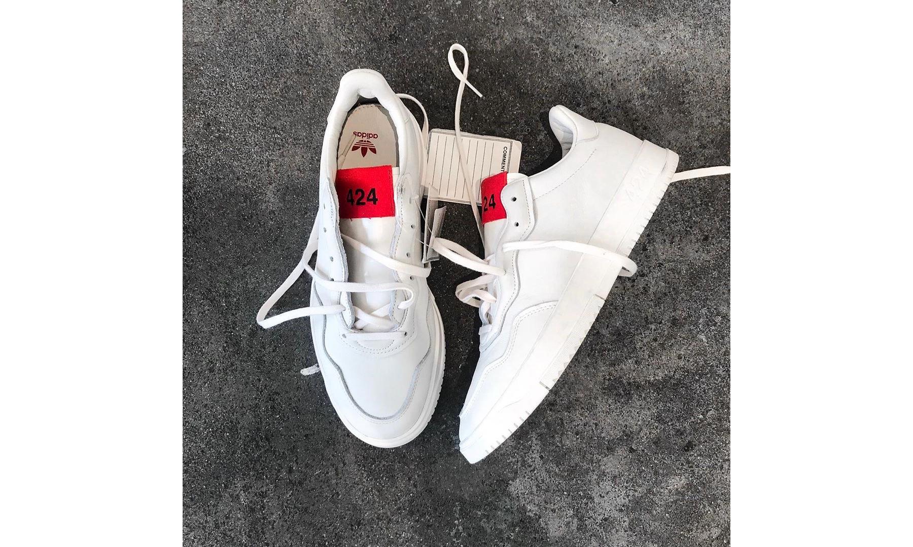 424 将与 adidas Originals 推出联名鞋款系列