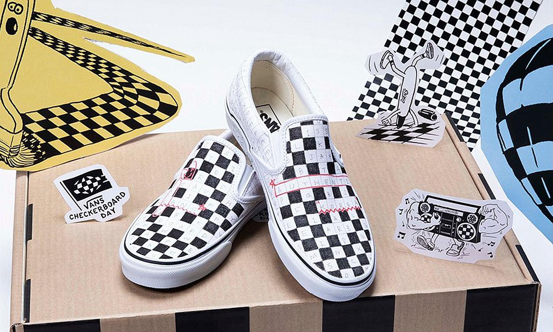 Vans 将举办「Checkerboard Day Charity」全球慈善拍卖活动