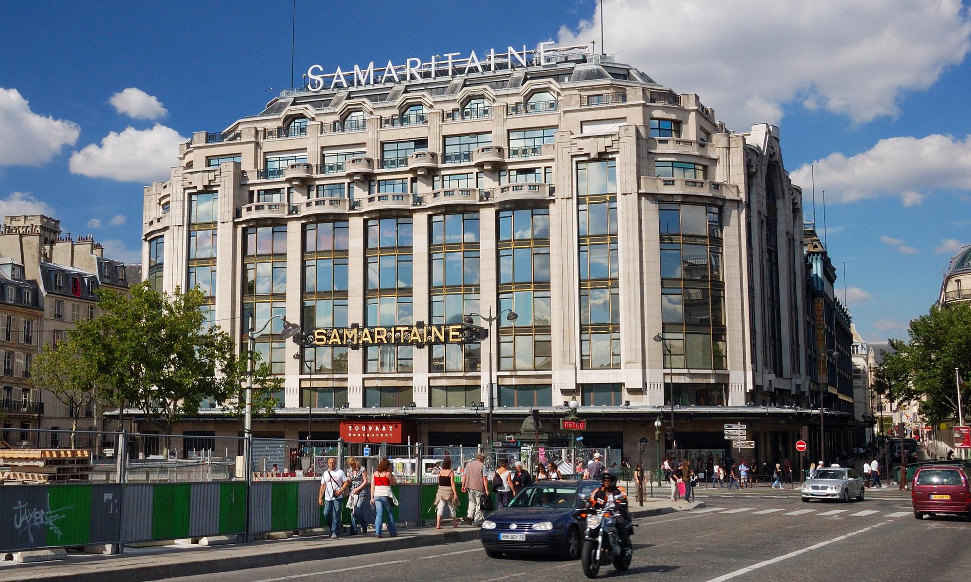 停业 15 年后,法国莎玛丽丹百货将于明年 4 月重新开业