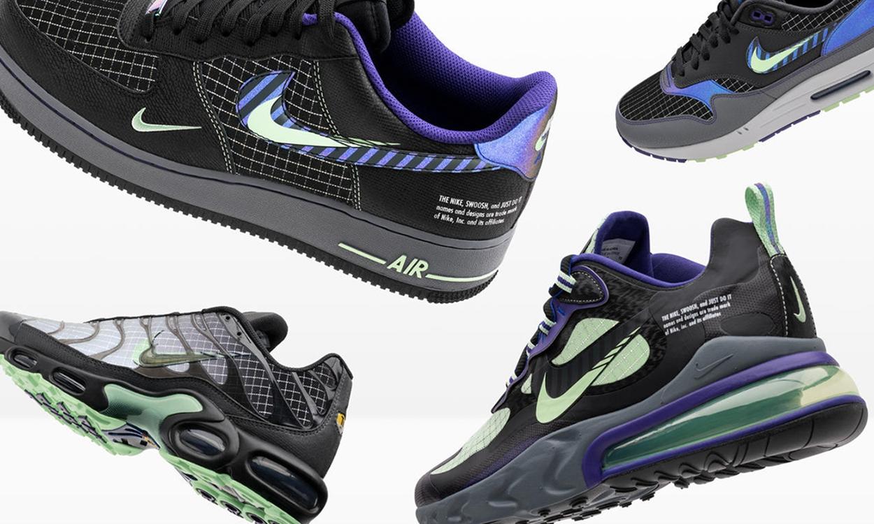 造型百变,Nike「Future Swoosh」系列即将登场