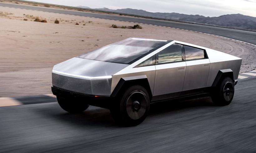 百公里加速仅 2.9 秒,Tesla 正式发布电动皮卡 Cybertruck
