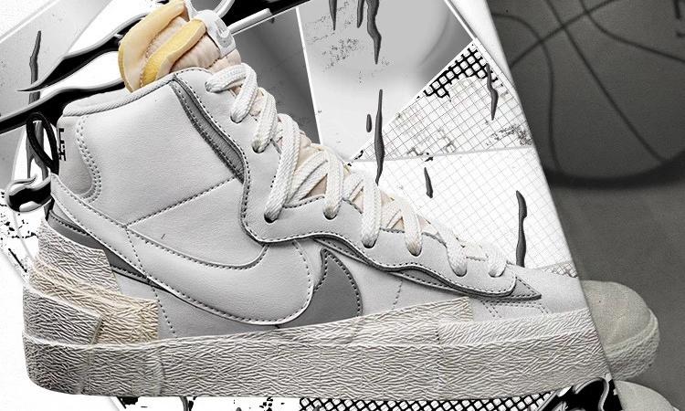 sacai x Nike Blazer Mid 新配色发售日期公布