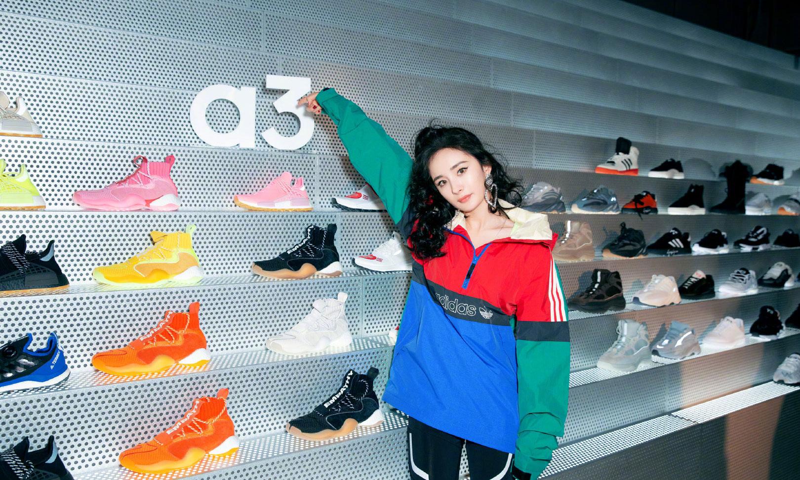 adidas 首家 a3 store 集结高端时尚,入驻北京三里屯