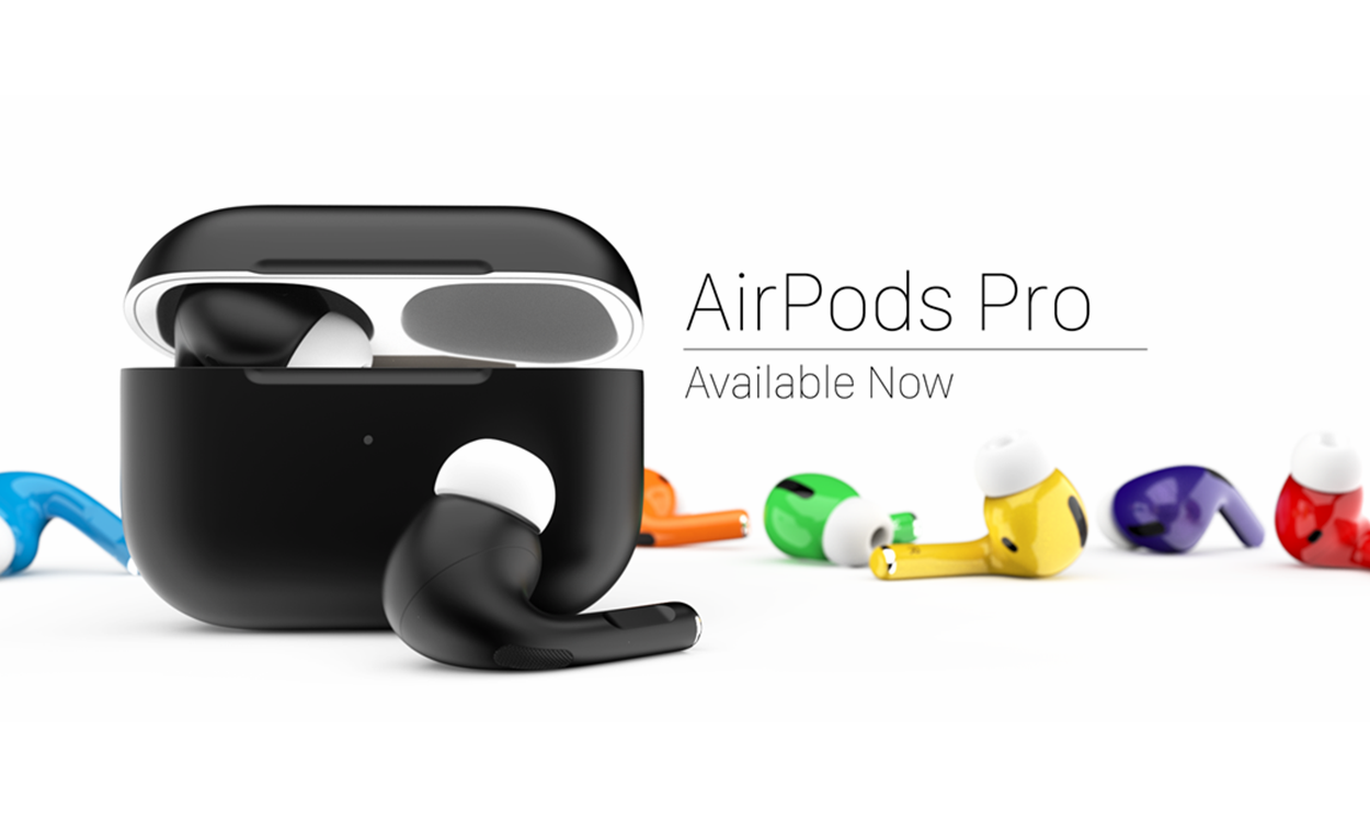ColorWare 正式推出 AirPods Pro 配色个性定制服务