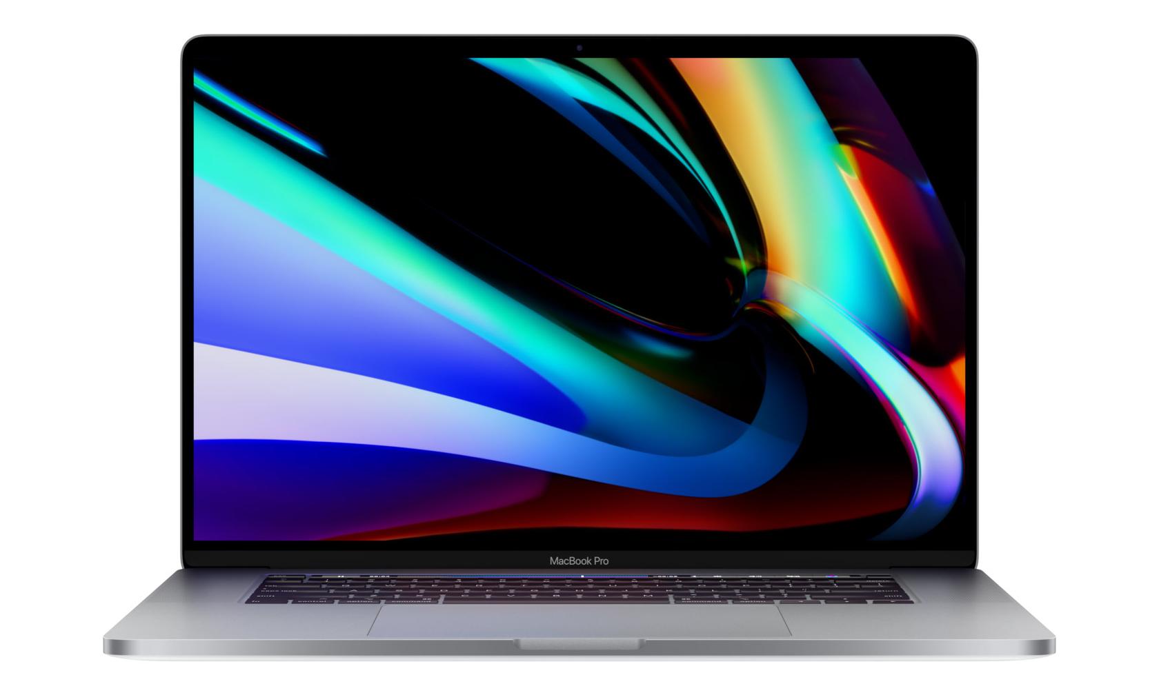 苹果正式发布全新 16 英寸 MacBook Pro