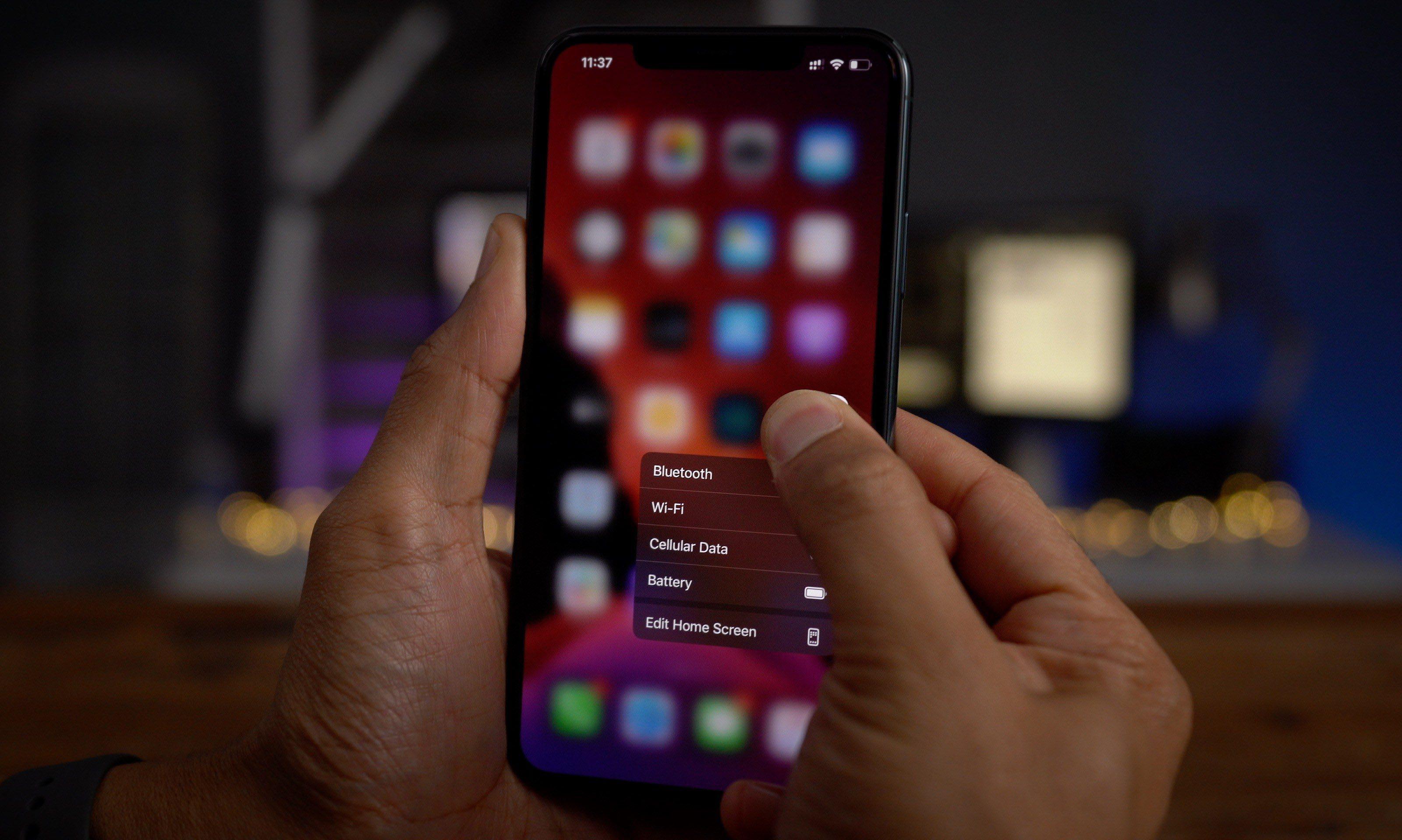 Apple 发布 iOS 13.3 首个 Beta 测试版本