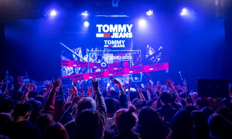TOMMY HILFIGER 于上海庆祝 TOMMYJEANS 2019 秋季系列推出