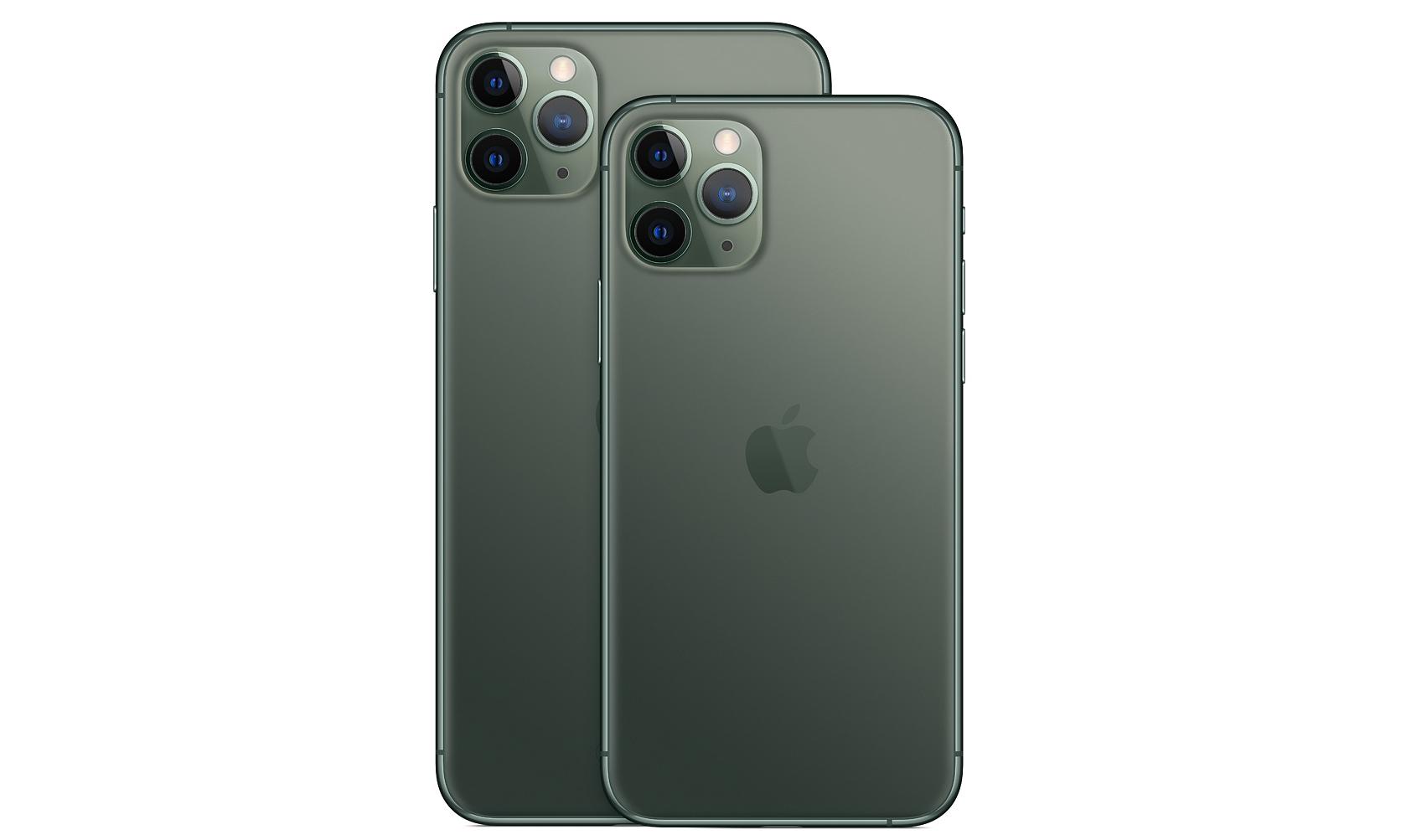 2020 年 iPhone 尺寸将有「大变化」