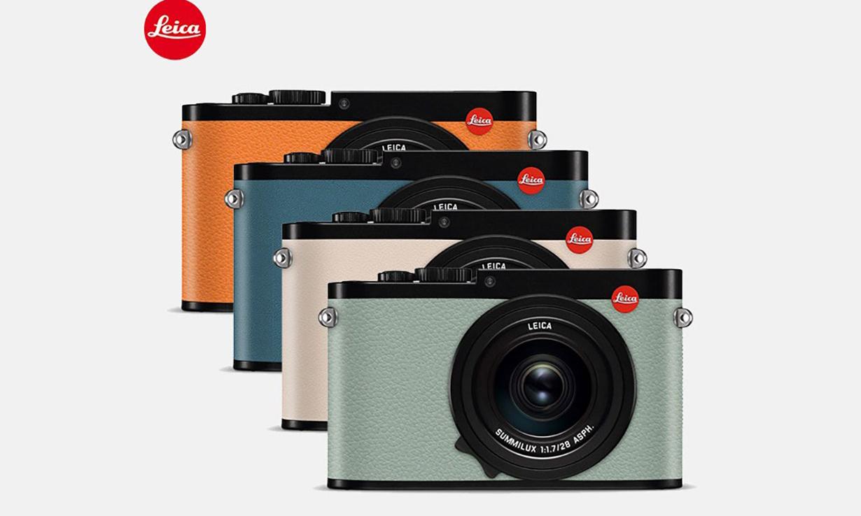 为 Leica 相机换新衣,品牌推出全新订制换皮服务