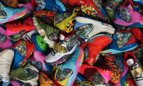 欧文全新战靴 Nike Kyrie 6 城市限定系列配色正式发布