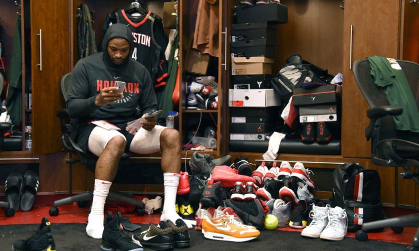 NBA「鞋王」P.J. Tucker 签约 Nike