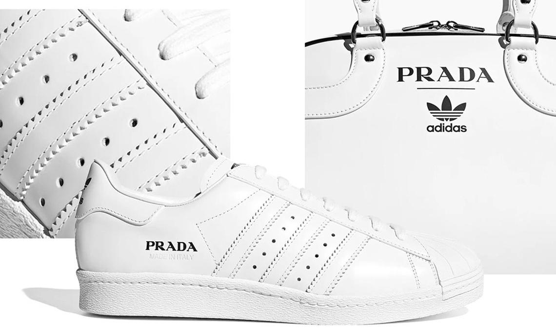 超高「门槛」,PRADA for adidas 套装售价或高达 3,170 美元