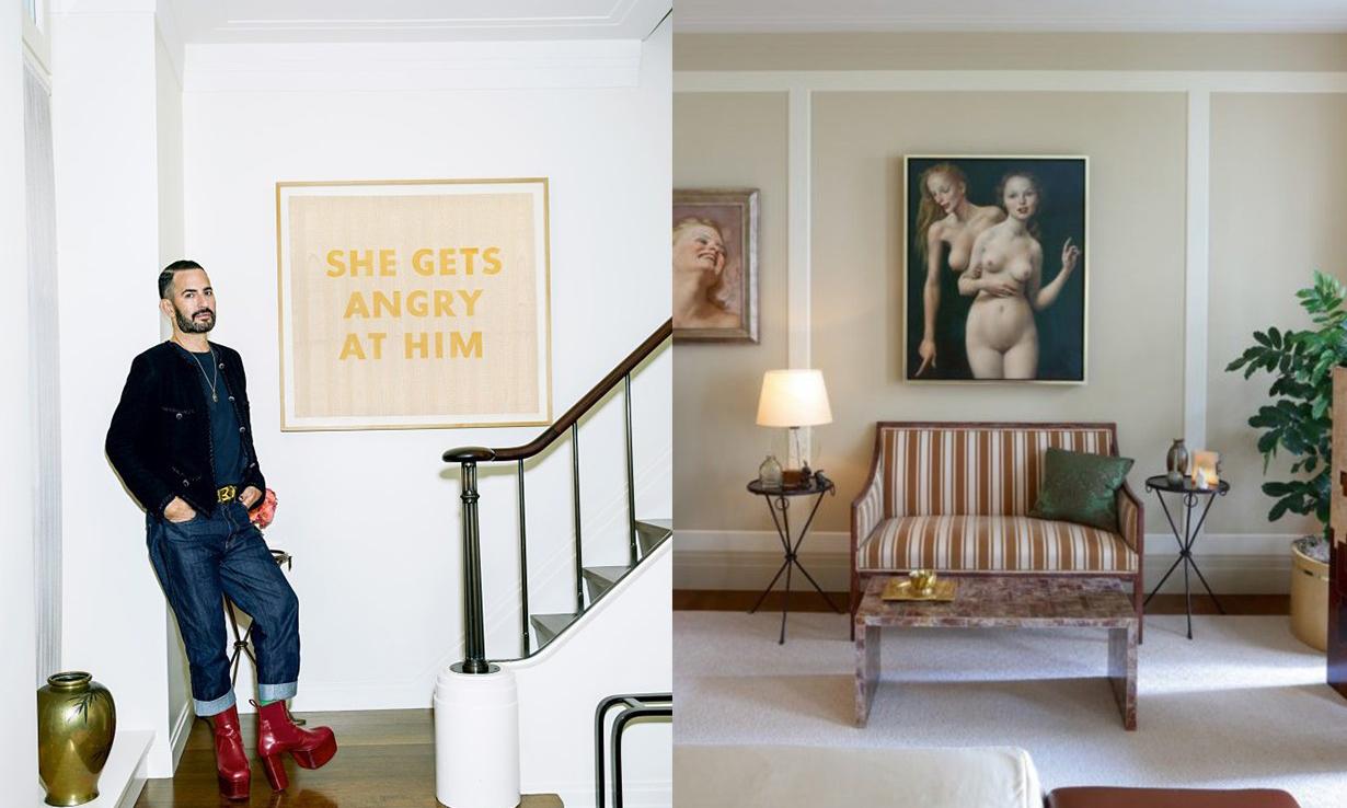 与苏富比合作出售 150 件艺术品,Marc Jacobs 将举办个人收藏品拍卖会