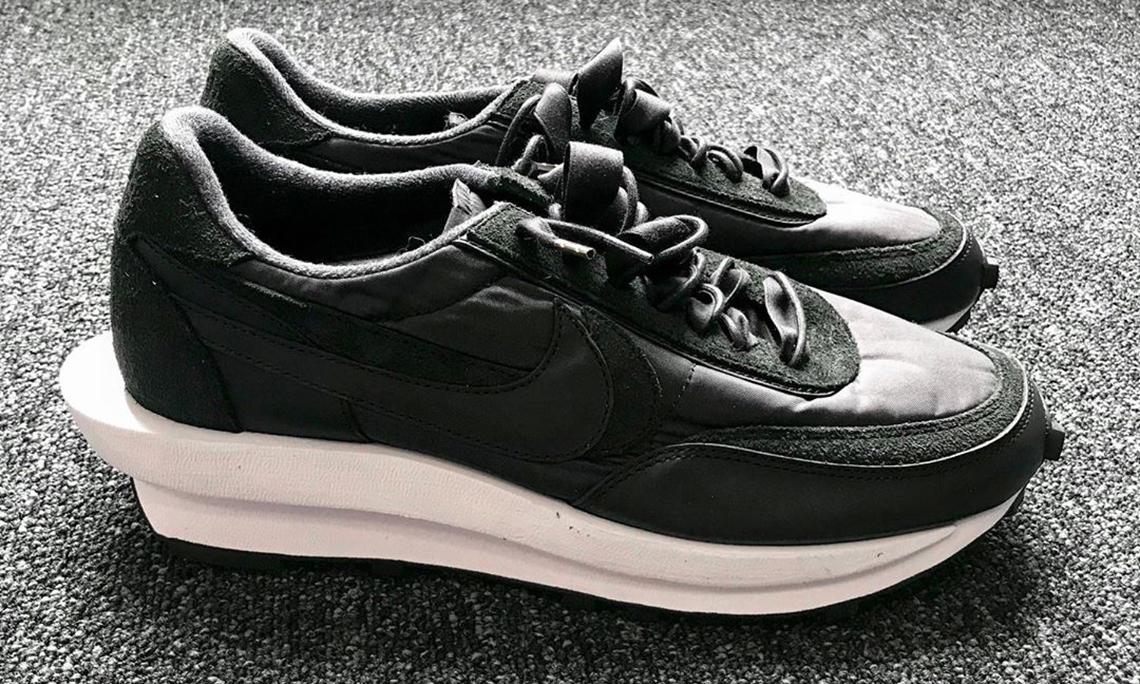 抢先预览 sacai x Nike LDWaffle 2020 新设计