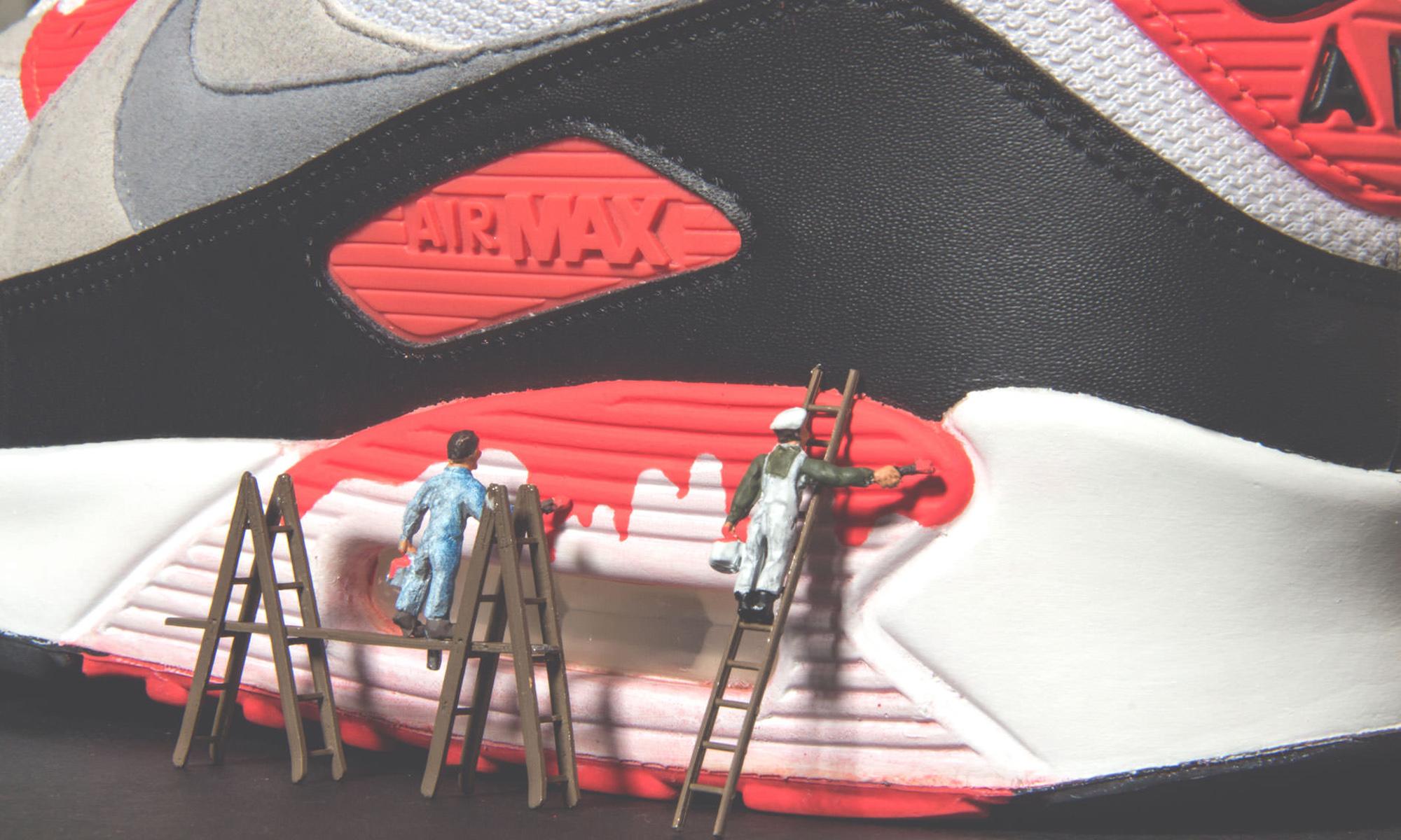 乘着球鞋的浪潮「搞」艺术,好不好搞?