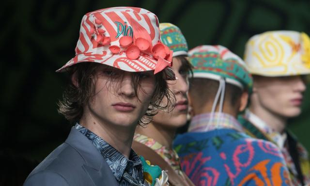 Dior Men 2020 早秋系列于迈阿密亮相