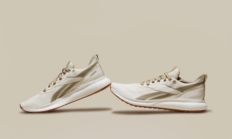 Reebok 将在 2020 年推出首款植物原材料跑鞋