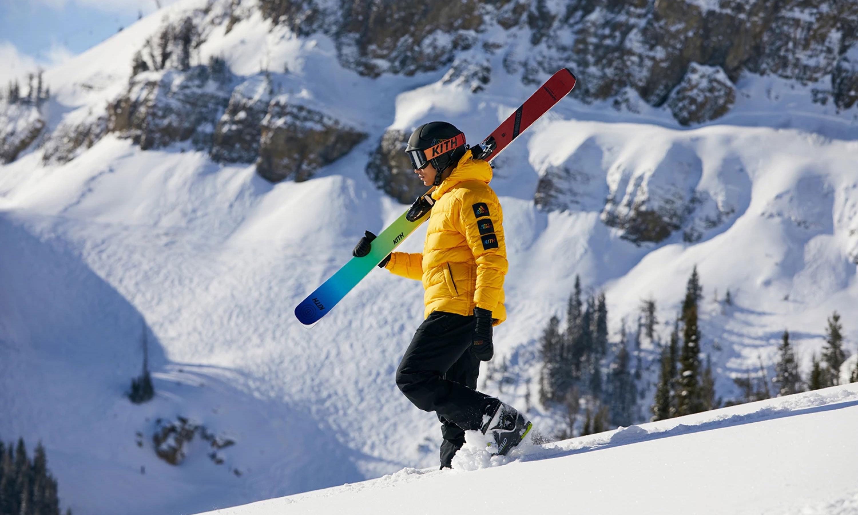 今冬滑雪新选,KITH x adidas TERREX 联名系列 Lookbook 释出