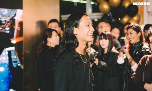 Alexander Wang 来上海了,这边的粉丝们也为他准备了点问题…