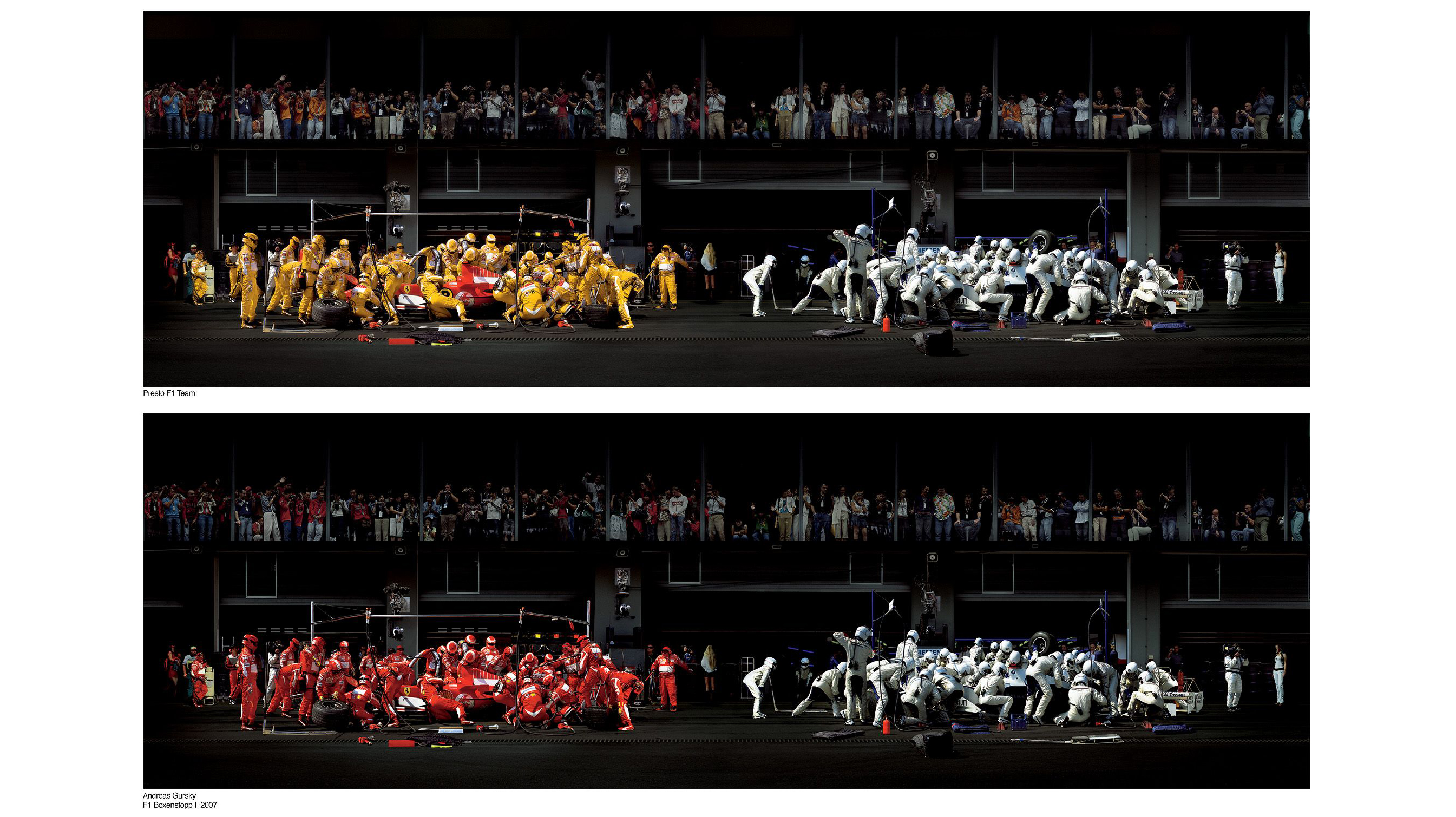 天价摄影大师 Andreas Gursky 作品回顾展登陆北京