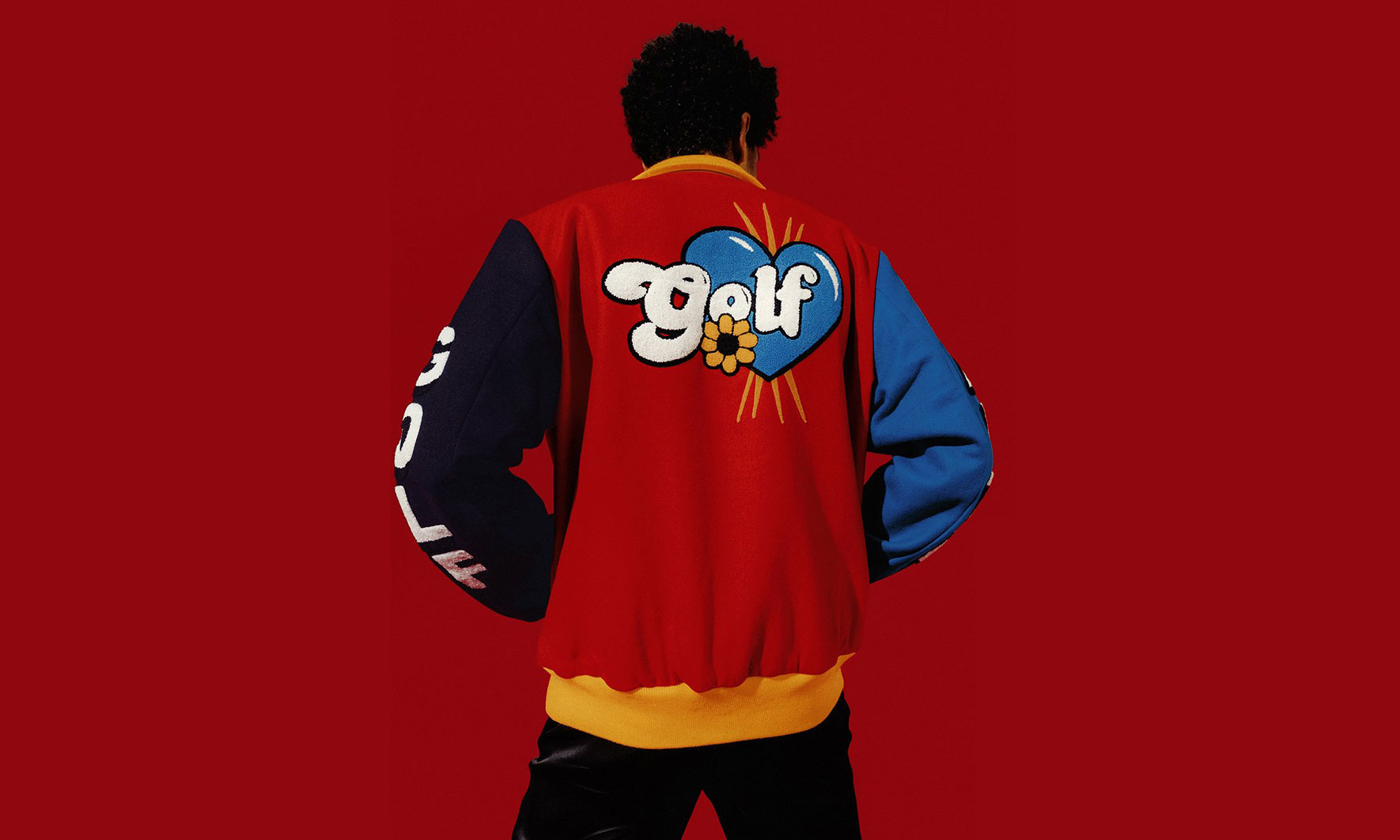 GOLF WANG 2019 冬季系列造型 Lookbook 释出