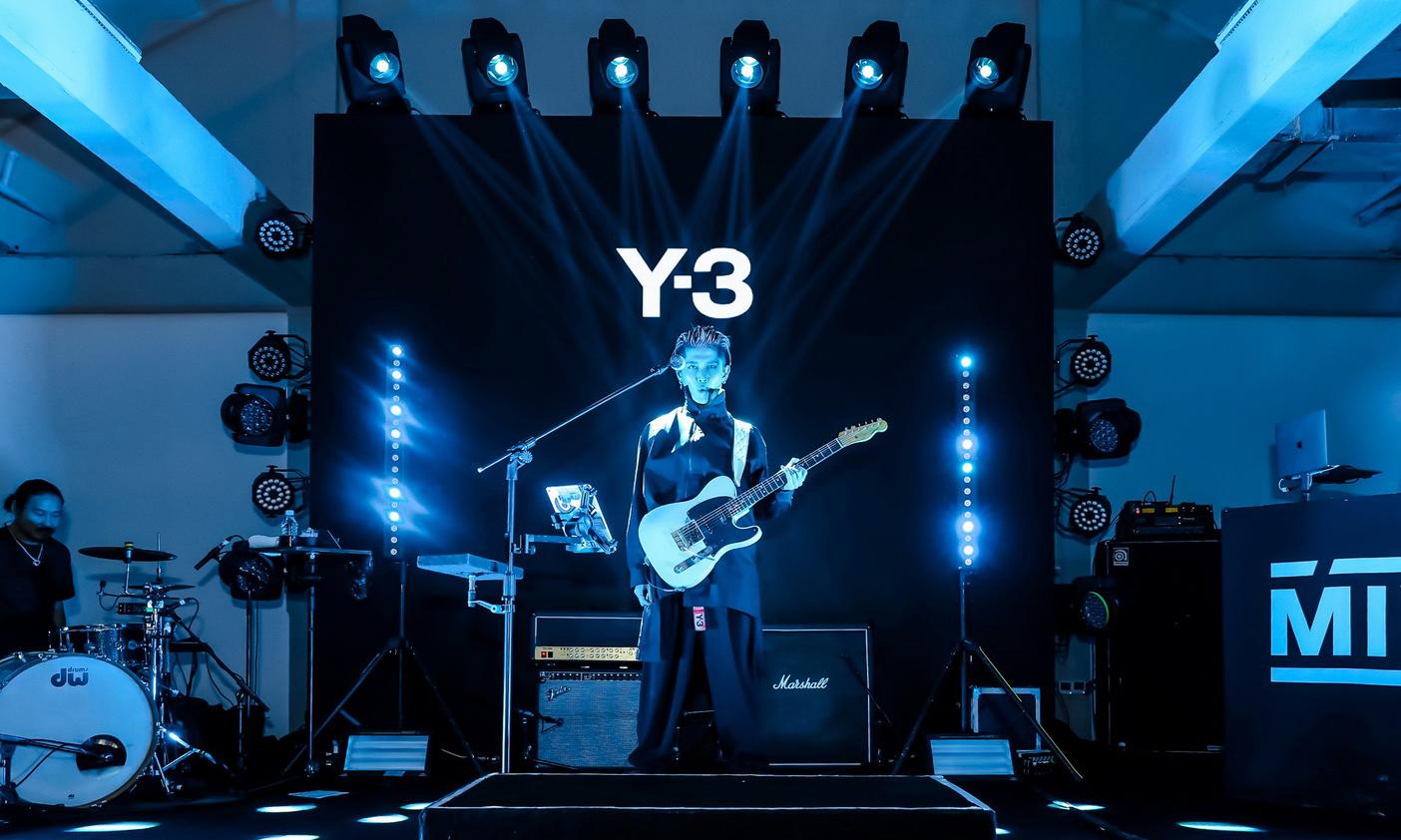 极致匠艺,Y-3 2020 春夏系列新品上海发布