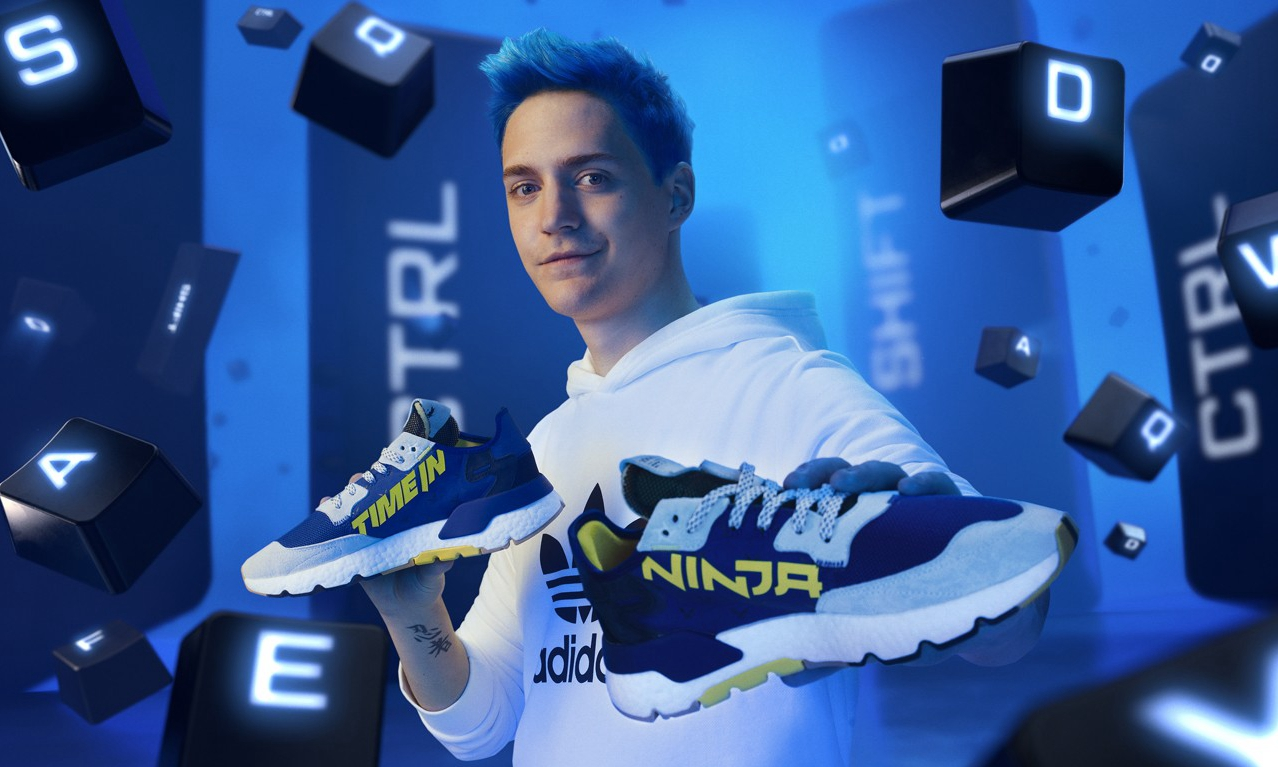 Ninja x adidas Nite Jogger 「Time In」将于年末发售
