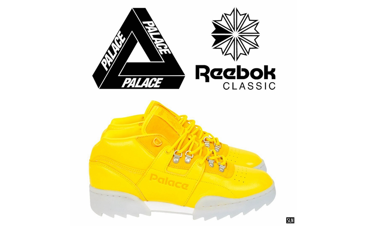 Palace Skateboards x Reebok OG Workout Ripple 首度亮相