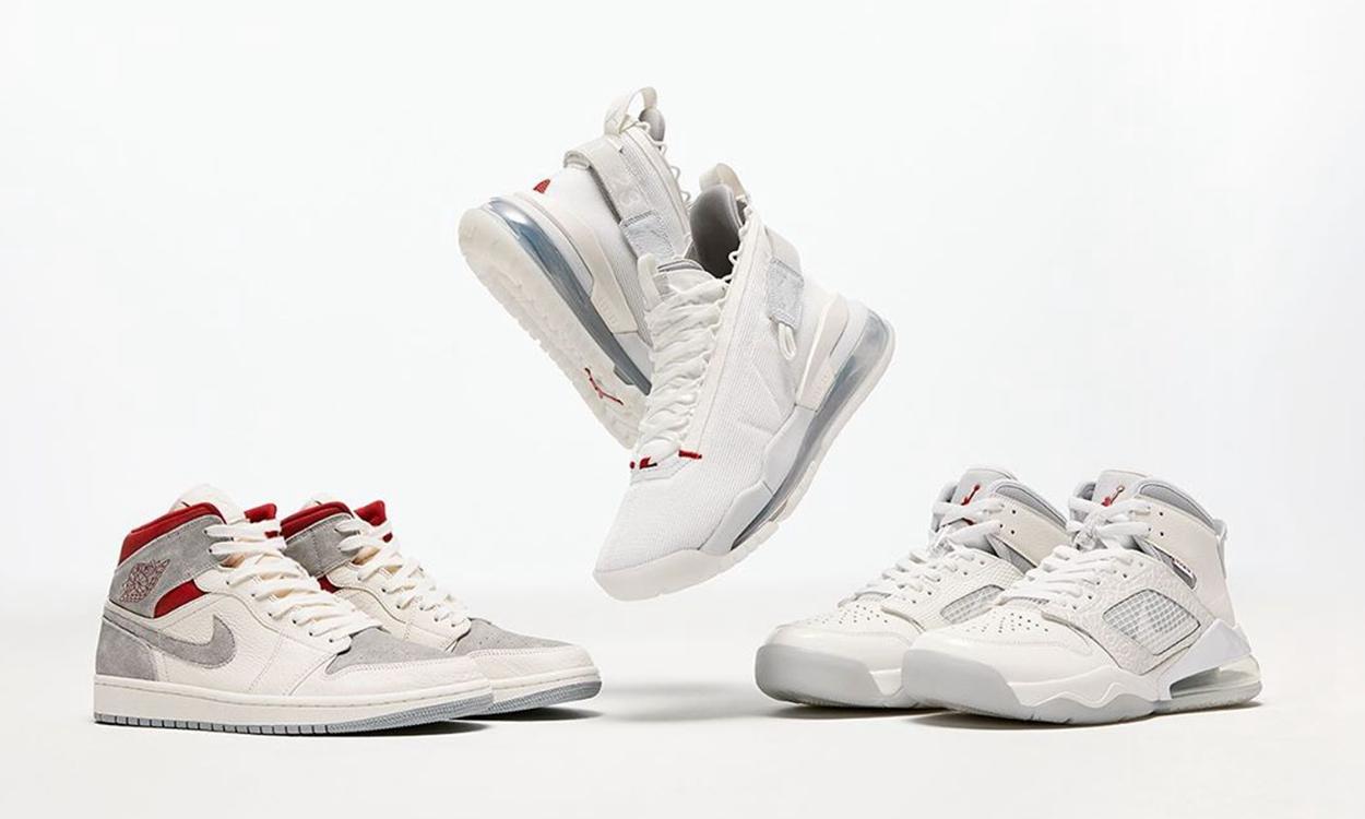 Sneakersnstuff x Jordan Brand 20 周年纪念系列迎来「官宣」