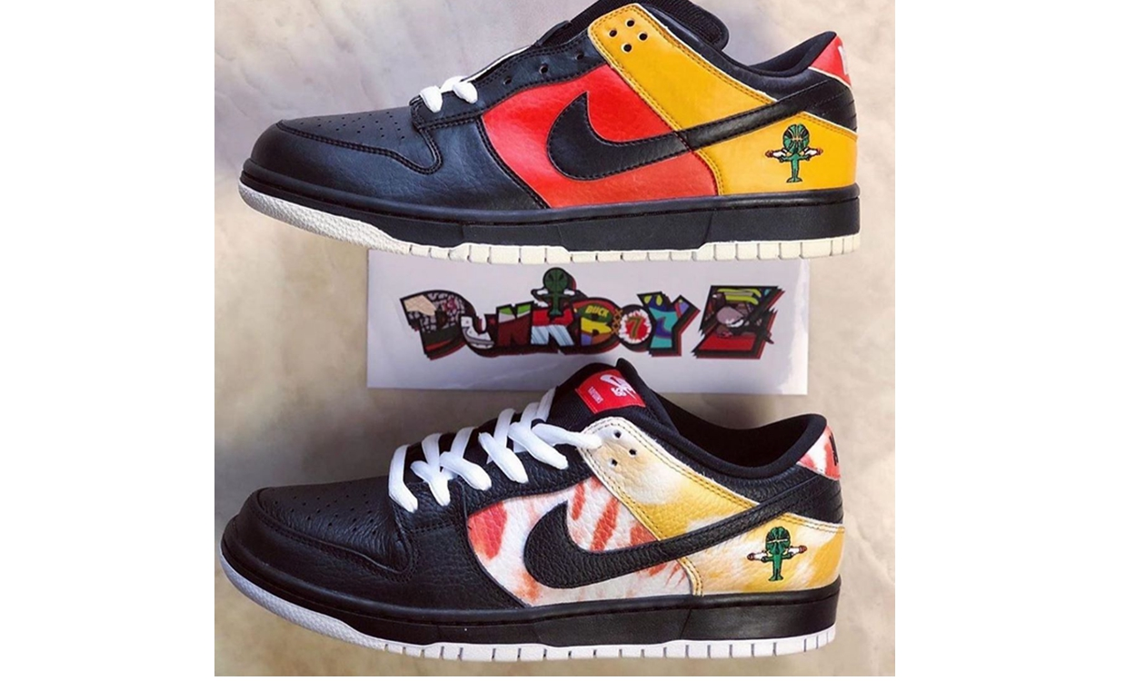 Nike SB Dunk Low「Raygun」或将于年末回归