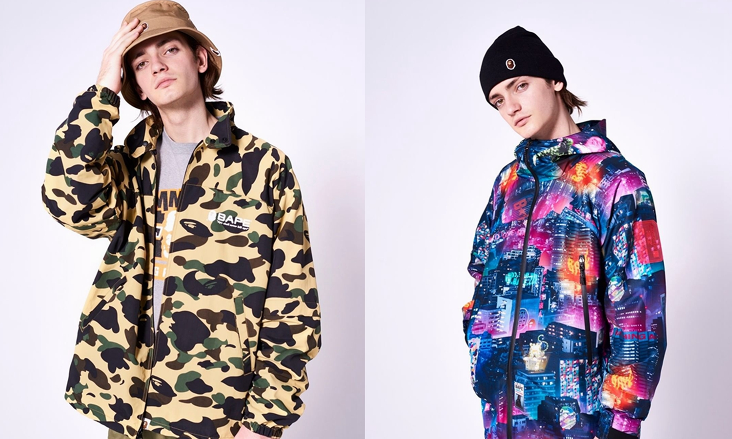 A BATHING APE® 发布 2020 年春夏系列 Lookbook