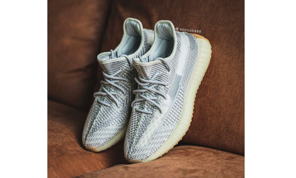 酷似「Static」,Yeezy Boost 350 V2 新配色实物曝光