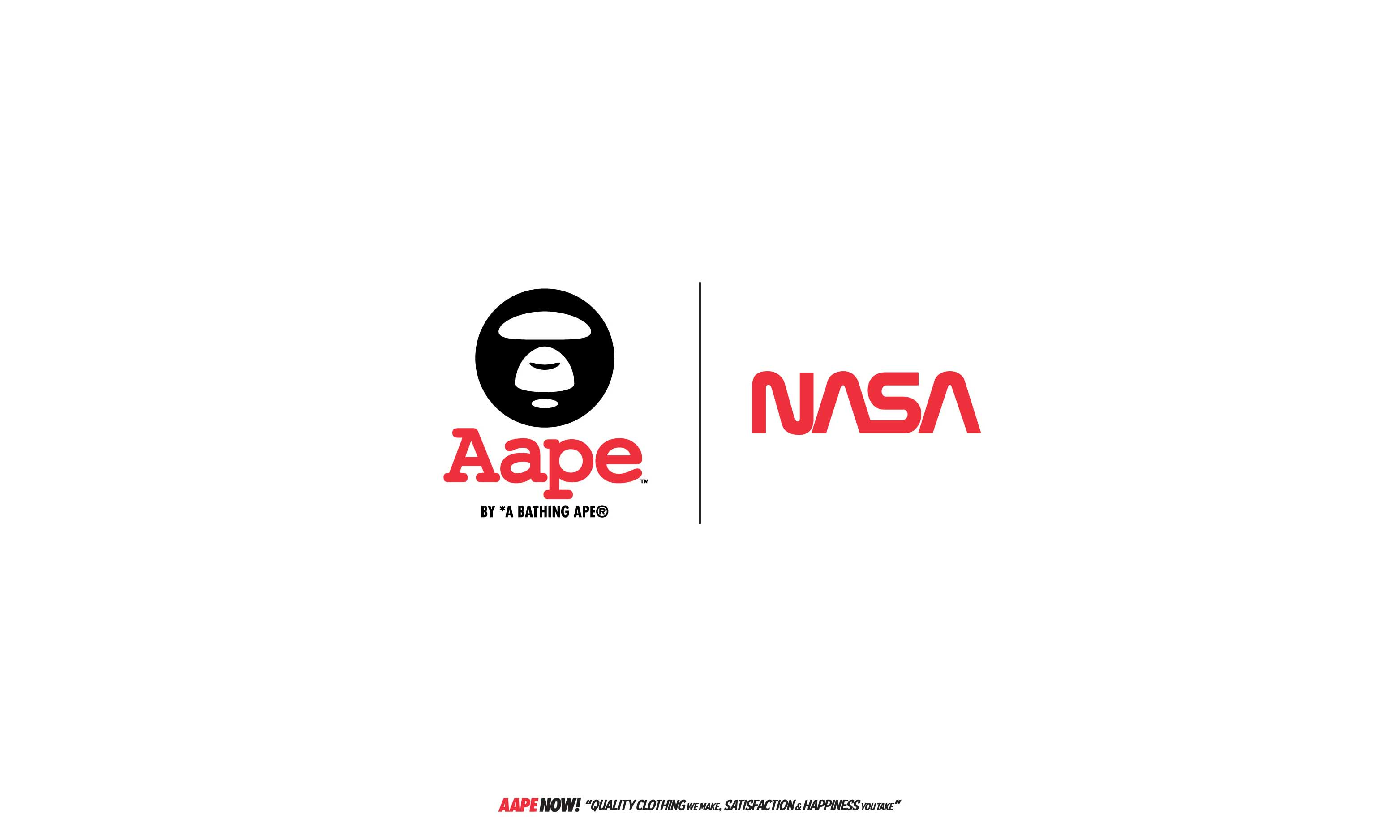 AAPE BY A BATHING APE® x NASA 首个联乘系列正式发布
