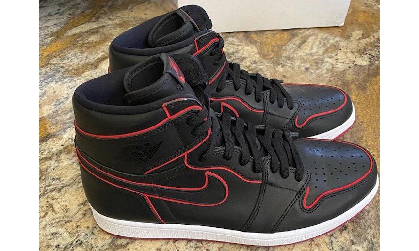 限量 93 双,Jordan Brand 为旗下运动员打造特别 Air Jordan I