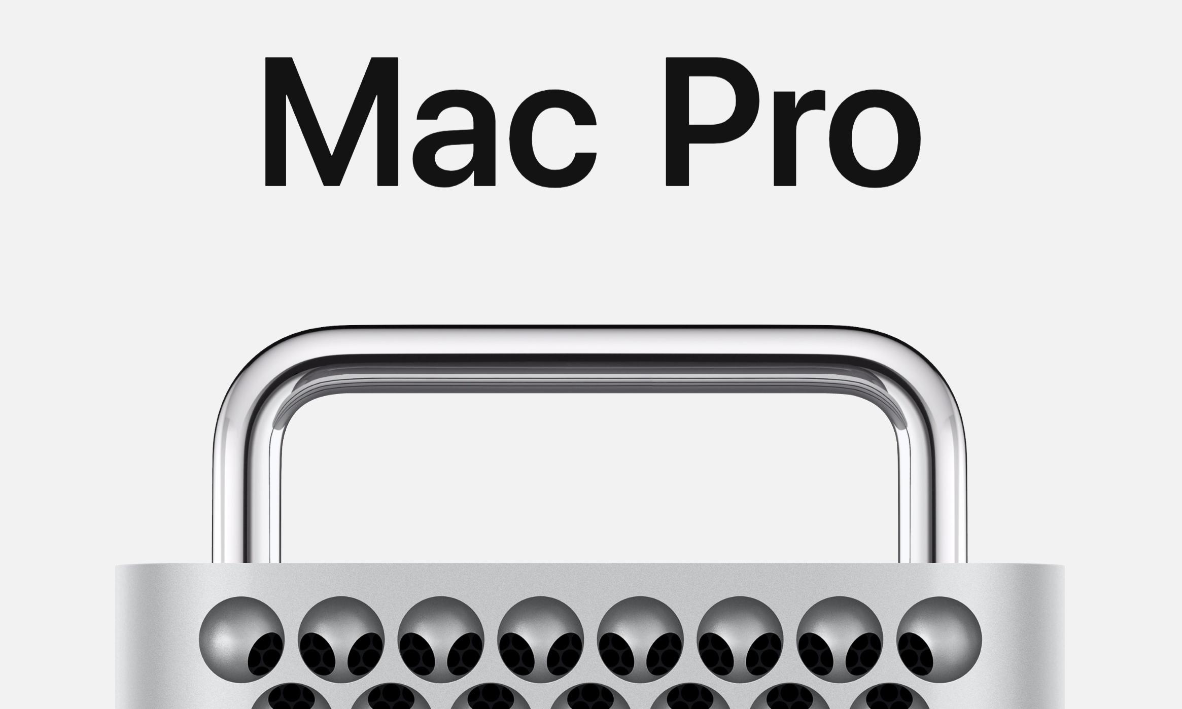 最高配置价格超 39 万元,Mac Pro 国行正式开售