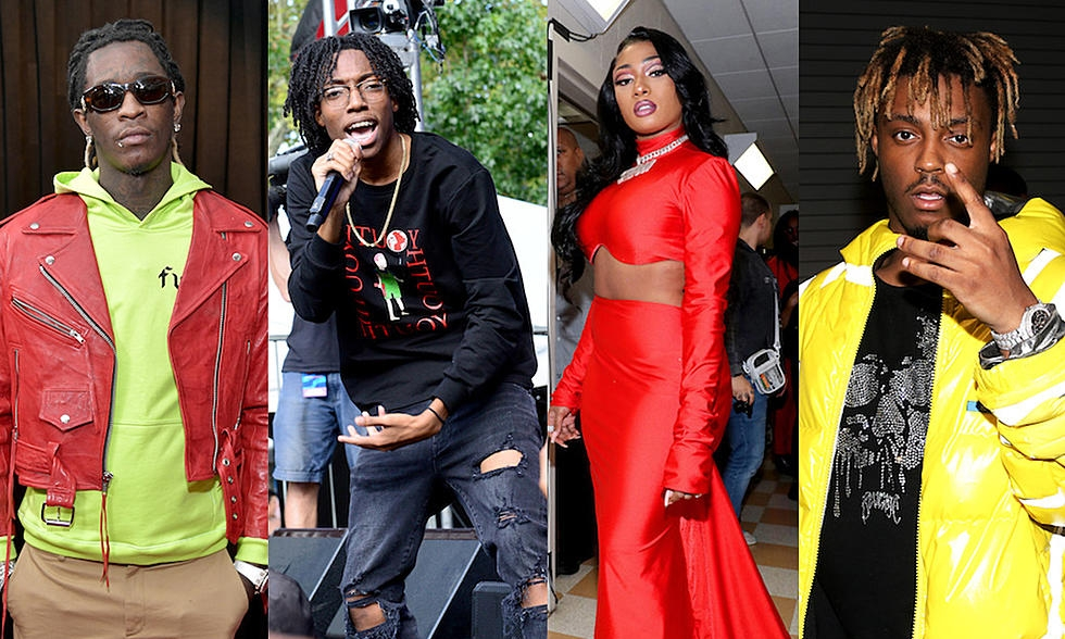 XXL 杂志评出 50 首年度最佳 Hip-Hop 单曲