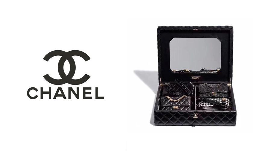 终极圣诞礼物,Chanel 释出含有 4 个经典手袋的礼箱