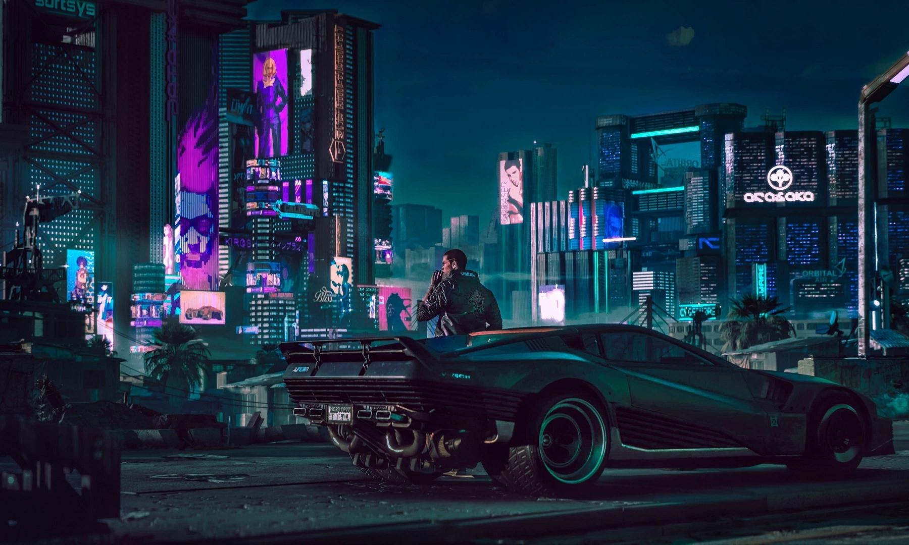 A$AP Rocky、Run the Jewels 等音乐人助阵《Cyberpunk 2077》游戏原声带